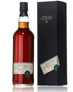 Linkwood 1984/2011 Adelphi Selection 26 år single speyside malt whisky 53,2%