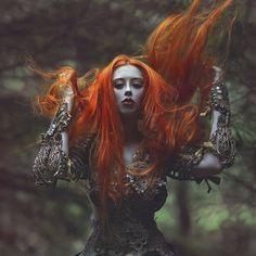 Best of the Day Photo: A.M.Lorek Photography Model: Model Ophelia Overdose Designer: Agnieszka Osipa Costumes The Imaginarium ™ Unlimited...