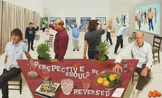 David Hockney | Perspective Should Be Reversed  (2014), Available for Sale | Artsy