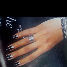 Modern Nail Manicure