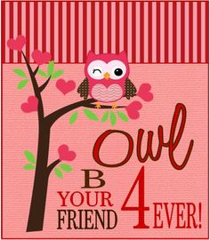 owl images free | You might also like this Valentine Printable here :