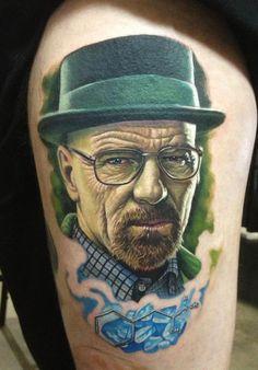 Heisenberg Walter White Breaking Bad