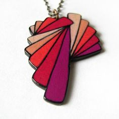 #lovely #colorful #pendant