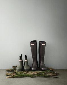 Bottes HUNTER Hunter Boots, Parfait, Rubber Rain Boots, Shoes, Shoe, Accessories, Zapatos, Shoes Outlet, Footwear