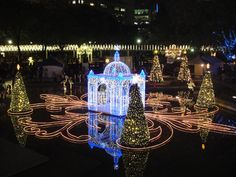 Illumination #fukuoka #tenjin #kegokouen #japan