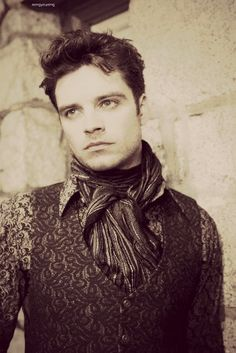 Sebastian Stan as the Mad Hatter #OUAT His story episode basically made me cry to much im conflicted now