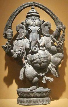 Ganesha Tamilnadu India 20th century