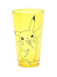 HOTTOPIC.COM - Pokemon Pikachu Pint Glass
