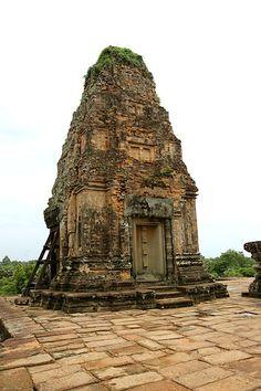 Viajes a Camboya – Pre Rup el Templo pirámide dedicado aShiva8