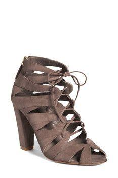 Delman Darci Heel sandal