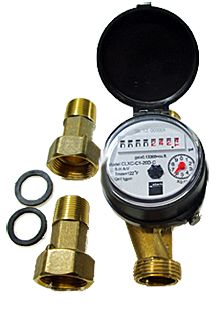 #Single-Jet #TotalizingWaterMeter CLXC-C1 Series.dry type totalizing water meters. They are an ideal choice for a range of water use monitoring applications, as well as many OEM and industrial applications where keeping track of consumed water volume is important for meeting regulatory and environmental requirements