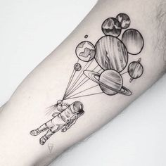 Elbow Tattoos, Best Sleeve Tattoos, Dope Tattoos, Tattoo Sleeve Designs, Forearm Tattoos, Body Art Tattoos, Tattoos For Guys, Space Tattoo Sleeve, Faith Tattoos