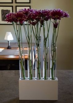 How to: Make a Dramatic Test Tube Vase in 3 Easy Steps » Curbly | DIY Design Community