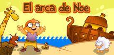 Cuento infantil interactivo: El arca de Noé