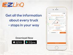 With the EZLinQ App- Navigate through thousands of truck stops and discover the facilities they offer. Ipod Touch, Trucks, App, Iphone, Learning, Studying, Truck, Apps, Teaching