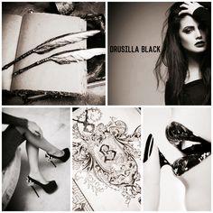 """Drusilla Black aesthetic from Pygmalion by ""It helped she… Legos, Harry Potter, Fan Art, Star Wars, Tv, Black, Books, Movies, House"