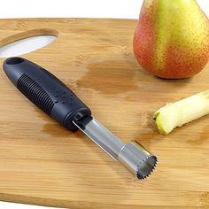 E4 TPR SEries Apple Corer http://www.amazon.com/E4-Tpr-Series-Stainless-Effective/dp/B00LLCTKQG/ie=UTF8?m=A1D78GG83CI1AS&keywords=apple+corer+kitchen+tools+e4+tpr+series+ergonomic+home+kitchen+tools+gift+food+preparation+kitchen+utensils+best+apple+corer+oxo+soft+grip+good+grip+st