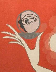 Art Nouveau and Art Deco Art Pop, Art Nouveau, Erte Art, Romain De Tirtoff, Kunst Poster, Illustration Mode, Art Illustrations, Inspiration Art, Illustrator