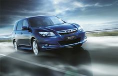 Liberty Exiga Adds Seat, Not Price | Subaru News