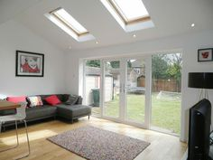 3 bedroom semi-detached house for sale in Orchard Close, Upton, Chester - Rightmove 1930s House Extension, House Extension Plans, House Extension Design, Rear Extension, Kitchen Extension Semi Detached, Living Room Extension Ideas, Bungalow Extensions, Garden Room Extensions, House Extensions