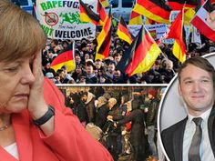 GERMAN Chancellor Angela Merkel's conservative CDU party was humiliated in key regional elections on Sunday as voters delivered their verdict at the ballot box about her open-door refugee policies.