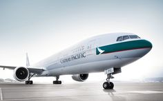 No. 6: Cathay Pacific Airways