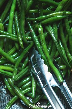 Fasolka po wietnamsku » Jadłonomia · wegańskie przepisy nie tylko dla wegan