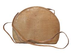 Genuine Lizard Skin Handbag