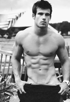 Hot guy #yummy #abs
