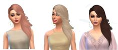 #TS4 #CABELOSTHESIMS4 #HAIRSTS4 #CCSIMS4 #TS4MM #TS4MMCC #S4 #DOWNLOAD #cc #s4cc #sims4 #cabellosts4 #thesims4