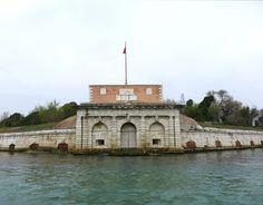 A protezione di Venezia, il forte di Sant'Andrea ora è monumento addormentato