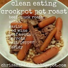 pot roast, comfort food, clean eating, weight loss, body after baby, beachbody, crockpot, quick meals, 21 day fix