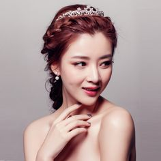Find More Hair Jewelry Information about Bridal Crown Wedding Jewerly Tiara 2014 Korean rhinestone bridal tiara wedding tiara crown retroHair Accessories  s23,High Quality Hair Jewelry from Beauty Natural on Aliexpress.com