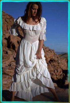 COWGIRL FASHION | Shop By Brand - Marrika Nakk - ROMANCE! MARRIKA NAKK COWGIRL DRESS ...