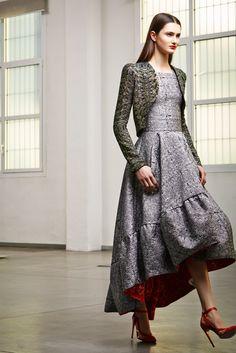 Antonio Berardi Pre-Fall 2014 Fashion Show