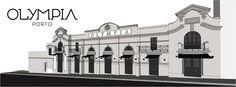 Olympia Restaurant, Terrace, Floor Plans, Club, Porto, Balcony, Patio, Decks, Floor Plan Drawing