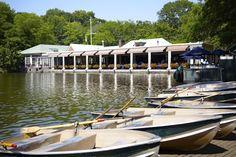 (Photo: Loeb Boathouse)