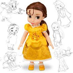 Disney Animators' Collection Belle Doll - 16''-for lynz belle