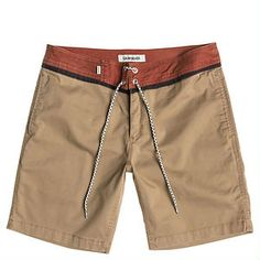 "Quiksilver Men's Street Trunk Yoke Short. ""These are perfect for any man and Summer will be here before we know it!"" -Danielle"