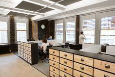 Caudalie U.S. Headquarters by MAPOS, New York City office