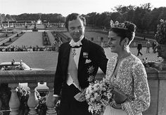PogglePoppy:  King Carl Gustaf and Queen Silvia