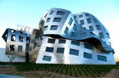 Las Vegas Cleveland Clinic by Frank Gehry
