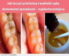 Ta domowa mieszanka na zęby będzie nie tylko leczyć i z… na Stylowi.pl