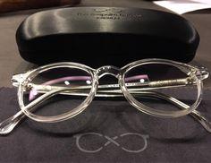 THE BESPOKE DUDES EYEWEAR — #Details of our #transparent #acetate #eyewear,...