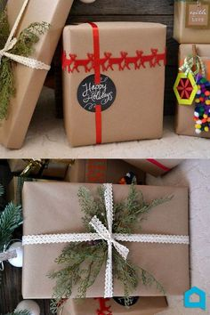 Everyone should see this before Christmas! THIS is the BEST way to do your Christmas wrapping - CHECK IT OUT! #Christmas #gift #gifting #christmasgifts #giftsforher #giftsforhim #giftsformen #giftsforkids #giftsfordad #xmas #christmastime #holiday #holidays