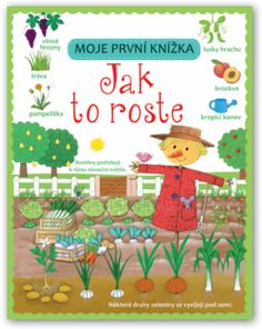 Flowers # Garden # How things Grow # Usborne # My first book # Stickers # Kids # # Nature Fruit Seeds, Gardening Books, Reference Book, Plant Needs, Growing Vegetables, Nonfiction Books, Paperback Books, Preschool Activities, Preschool Books