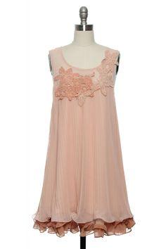 Pretty Pretty Pleats Dress | Indie Retro Vintage Style Dresses