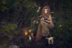 The Witch by Tatyana Nevmerzhytska on 500px