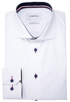 Tiger White Men's Shirt
