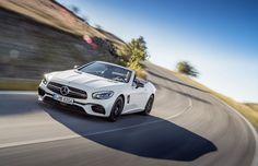 Principais mudanças envolvem nova transmissão automática de nove velocidades e um extra de 35 cv de potência no SL 400